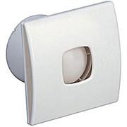 Вентилятор вытяжной осевой Sotomento 100, белый