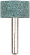 Шарошка абразивная FIT 36972, 25x13мм, по камню, мрамору и кафелю, Цилиндр