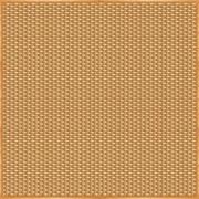 Панель-фартук ПВХ Мозаика Ротанг дуб, 640х640мм
