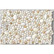 Панель-фартук ПВХ Мозаика Галька перламутровая, 992x648x0.6мм