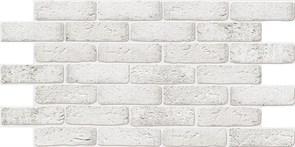 Панель-фартук ПВХ Мозаика Лофт белый, 960x480x0.3мм