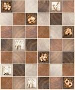 Панель-фартук Мозаика ПВХ Вальс, 495x495x0.3мм