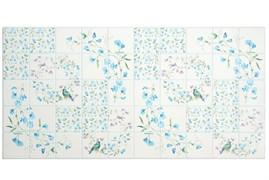 Панель-фартук ПВХ Мозаика Весенний фон, 955x480x0.3мм