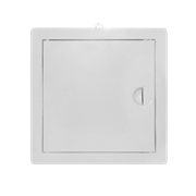 Люк-дверца ревизионный VIENTO 400х400мм, пластиковый, белый