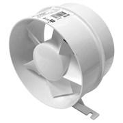 Вентилятор бытовой канальный E-EXTRA ЕК-125, 125мм,  белый