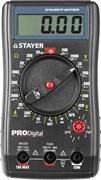 Мультиметр STAYER PROFESSIONAL PRODigital 45310, цифровой