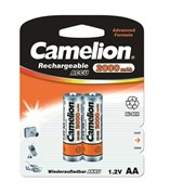 Аккумулятор Camelion 3504, R6 NI-MN (2000mAh) ВР-2, пальчиковая, поштучно