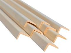 Уголок внешний стычной Липа, 30x30мм, ВС (2сорт)