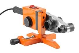 Аппарат для сварки ПП труб WESTER DWM1500, 1500Вт, 6 насадок, с труборезом, рулеткой и перчатками