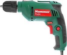 Дрель безударная Hammer Flex DRL500C, 500Вт, патрон БЗП 10мм, 0-3200об/мин, реверс