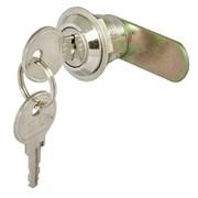 Почтовый замок ЕVRO 16, малый, металлический, 2 ключа, малая гайка