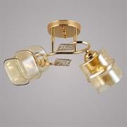 Люстра подвесная 3-рожковая 06169/3 GAN20, 3x40W, E27, диаметр 520мм, высота 240мм, FGD золото