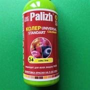 Колер-паста Палитра (Palizh), №34 лайм, 100мл