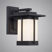 Светильник уличный настенный 17074-WD, высота 270мм, 1x60W, E27, SHJ20, черный