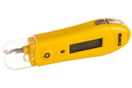 Тестер напряжения STAYER MAX ELECTRO цифровой со световым индикатором, 70мм, 12-220В