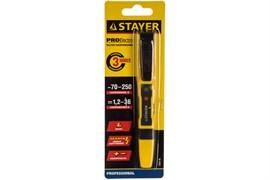 Тестер напряжения STAYER MS-48М, 145мм, 70-250В