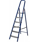 Лестница-стремянка MIRAX 38800-06, 121см, 6 ступеней, стальная