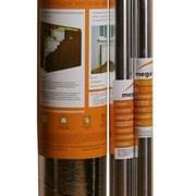 Фольга алюминиевая светоотражающая для бань МЕГАФЛЕКС KF, 7мкм, ширина 1м, 30м2