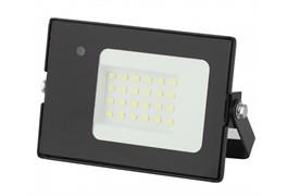 Прожектор светодиодный ЭРА LPR041165K020, 20Вт, 1400Лм, с нерегулируемым датчиком движения