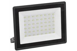 Прожектор светодиодный IEK СДО-06-70, 70Вт, 6500К, черный
