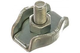 Соединитель (зажим) для троса одинарный Simplex 3мм, комплект 2шт