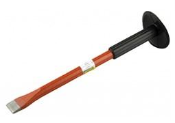 Зубило STAYER Стандарт с протектором, 300мм