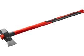 Колун кованый ЗУБР Мастер 20623-27, 900мм, обух 2.7кг, с 2-х компонентной фиберглассовой ручкой