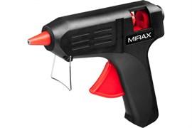 Пистолет клеевой (термопистолет) MIRAX, диаметр клеевого стержня 11мм, 60Вт, 220В