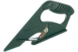 Нож для напольных покрытий KRAFTOOL , с трапецевидным лезвием, 18мм