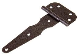 Петля-стрела Кунгур ПС-290, толщина 2.5мм, сталь, полимерная медь
