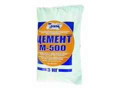 Цемент М-500, 3кг