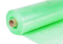 Пленка полиэтиленовая, 150г/м2, 6м, многолетняя, зеленая, рулон 65м, на метраж