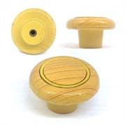 Ручка-кнопка мебельная РК мебельная 2469H (GTK 1101), пластик