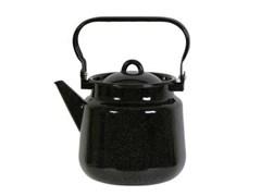 Чайник Рябчик, 3.5л, эмалированный, без рисунка