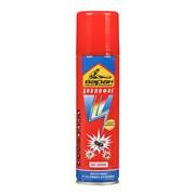 Средство для уничтожения летающих и ползающих насекомых Аэрозоль ВАРАН-А Экстра (дихлофос), без запаха, синий, 145мл