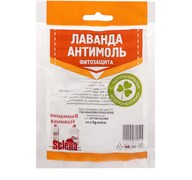 Мешочек (саше) для защиты от моли Selena Антимоль-Фитозащита, 12г, лаванда