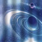 Штора для ванной комнаты 02-07 BRIMIX Галактика