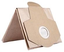 Мешок Зубр Мастер ЗМБ для пылесосов, бумажный, одноразовый