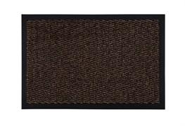 Коврик напольный Floor mat (Profi), 40x60см, влаговпитывающий, коричневый