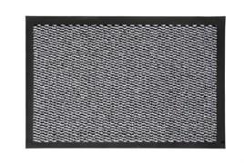 Коврик напольный Floor mat (Profi), 40x60см, влаговпитывающий, серый