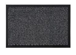 Коврик напольный Floor mat (Profi), 50x80см, влаговпитывающий, антрацит