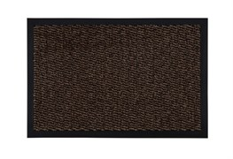 Коврик напольный Floor mat (Profi), 50x80см, влаговпитывающий, коричневый