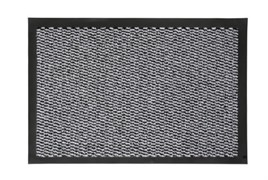 Коврик напольный Floor mat (Profi), 50x80см, влаговпитывающий, серый
