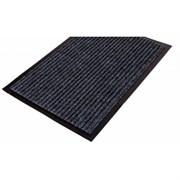 Коврик напольный Floor mat (Атлас), 50x80см, влаговпитывающий, черный