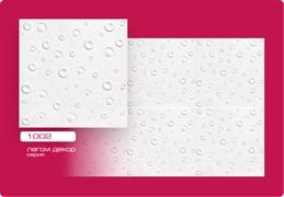 Плитка потолочная экструзионная Лагом декор Формат 1002, 50x50см, пенополистирол, белая, упаковка 8шт. (2м2)