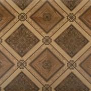 Линолеум бытовой Версаль, ширина 1.5м, 21класс, матовый, рулон 30п/м, на метраж