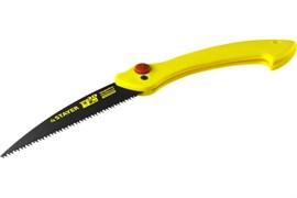 Ножовка STAYER МАХСut Cobra для быстрого реза сырой древесины, 160мм