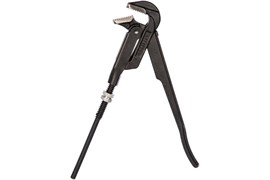 Ключ трубный рычажный STAYER №1 27331-1, 1дюйм, прямые губки
