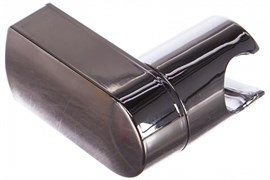 Держатель (кронштейн) лейки для душа LEDEME L34, пластиковый, регулируемый