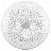 Светильник потолочный светодиодный Лилия СЛЛ 034, 375x100мм, 30Вт, 6К